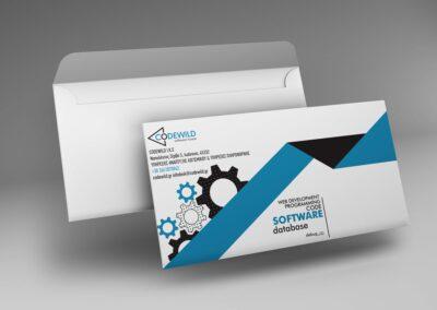 Envelope Design/Printing