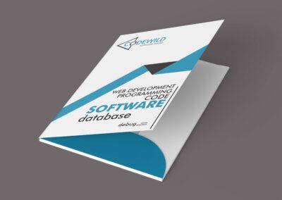 Folder Design/Printing